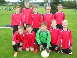 Football Team 2015